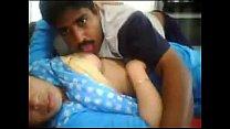तेलुगु गर्ल मेघा और उसके बॉयफ्रेंड के हनीमून का सेल्फी वीडियो
