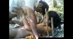 मराठी लड़की की जंगल में चुदाई
