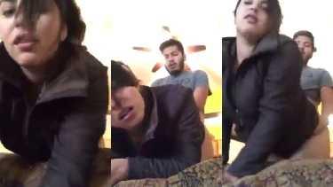 सेक्सी पाकिस्तानी बहन की डौगी स्टाइल में पुसी फकिंग का वीडियो