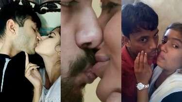 ४ इंडियन लवर्स का किसिंग रोमांस कंपाइलेशन