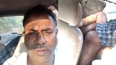 केरल ककोल्ड अंकल ने बीवी को कार में चुदवा के वीडियो बनाया फकिंग का